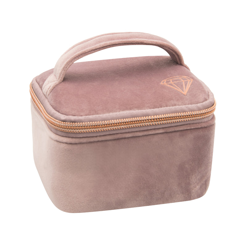JEWELRY ORGANIZER - VIXEN DUSTY LILAC (velour finish)
