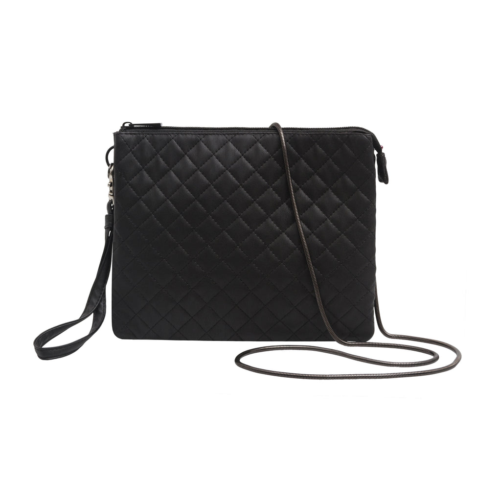 LOLA CROSS BODY WITH WRISTLET