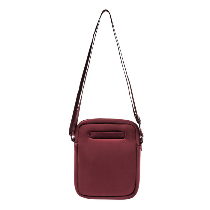IVY CROSS BODY - EVERLEIGH MERLOT