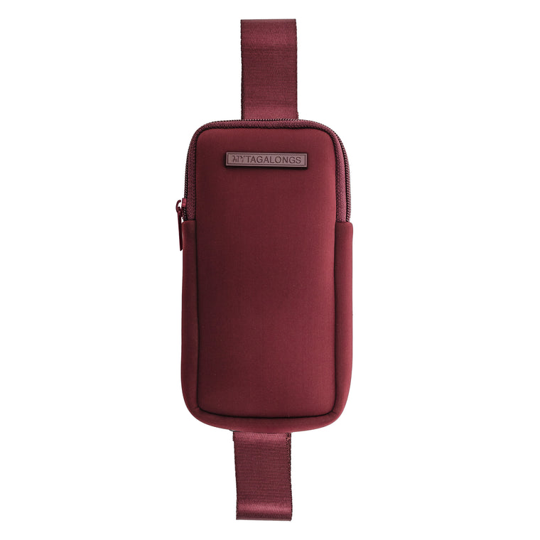 PHONE SLING CROSS BODY - EVERLEIGH MERLOT