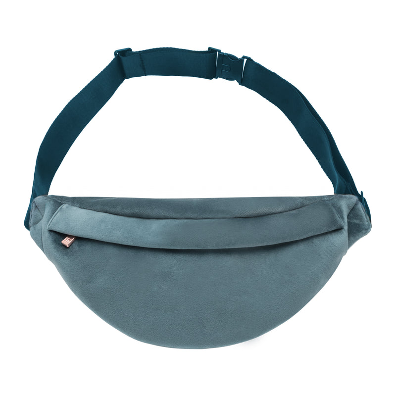 PARKER FANNY PACK - VIXEN INDIGO (velour finish)