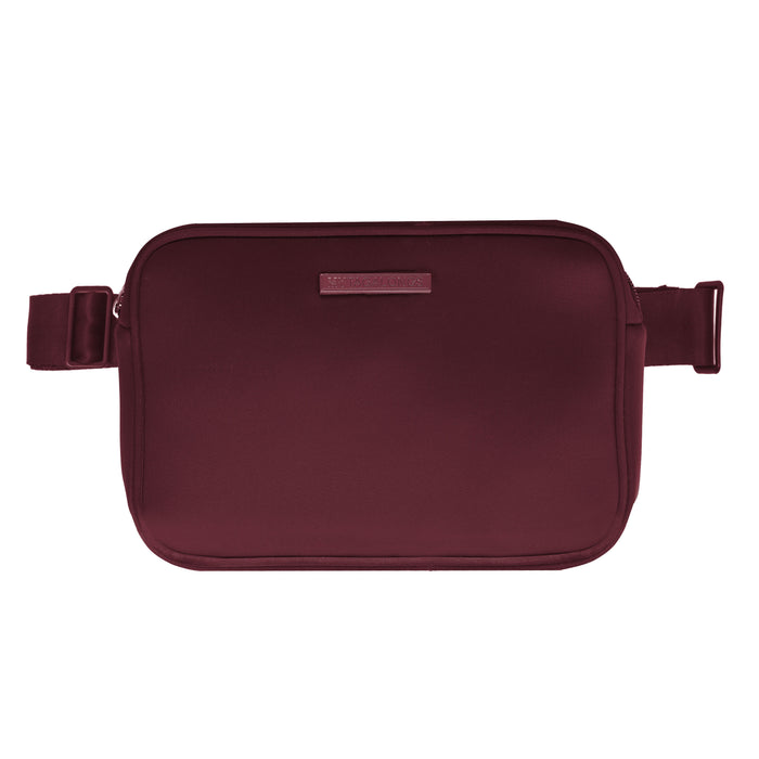 SYDNEY BELT BAG - EVERLEIGH MERLOT