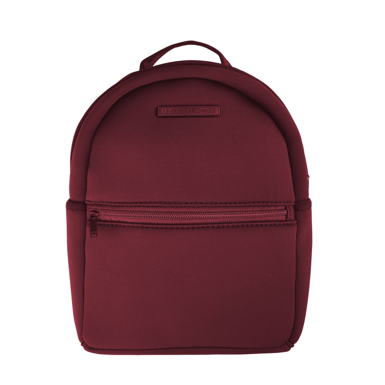 MINI BACKPACK - EVERLEIGH MERLOT