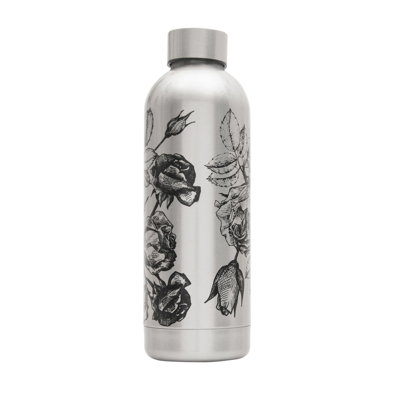 WATER BOTTLE - EDEN SILVER