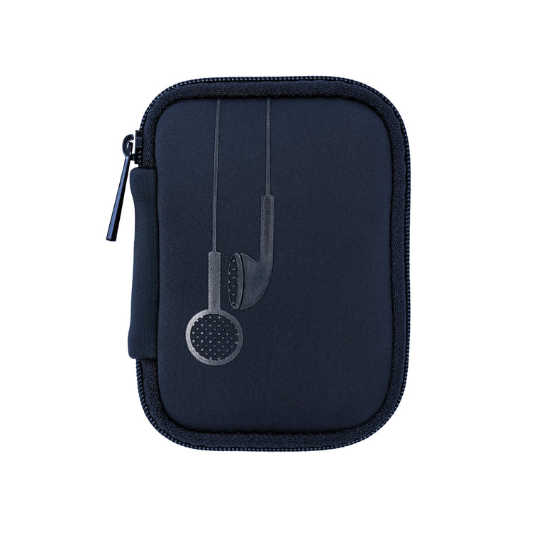 EAR BUD CASE - EVERLEIGH MIDNIGHT