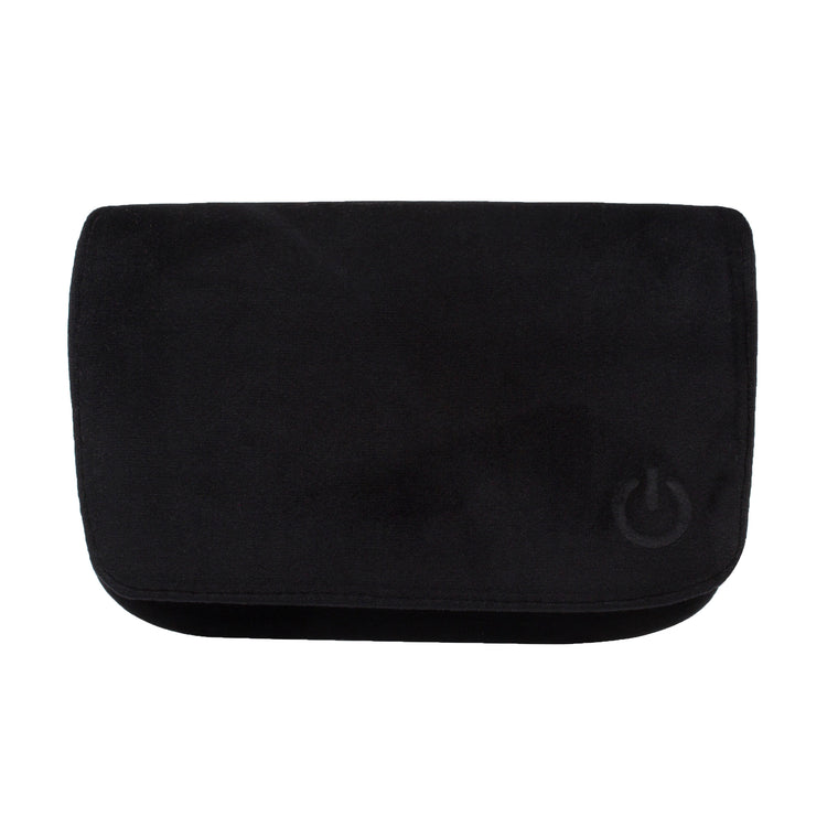 VIXEN CHARGER CASE - BLACK (velvet finish)