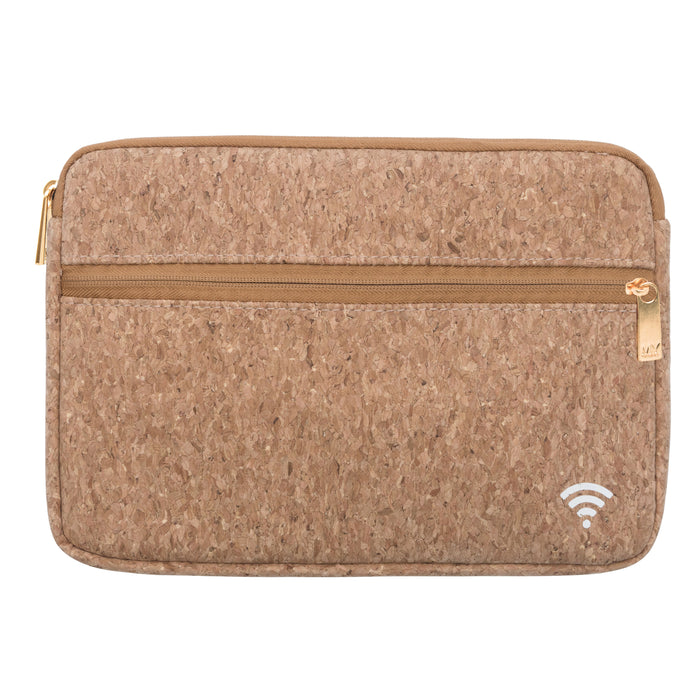 TECH ORGANIZING POUCH - OAK