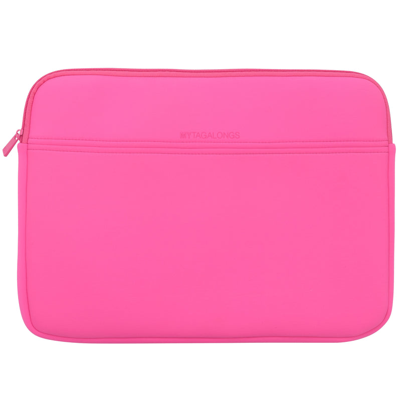 LAPTOP SLEEVE - SIGNATURE PINK