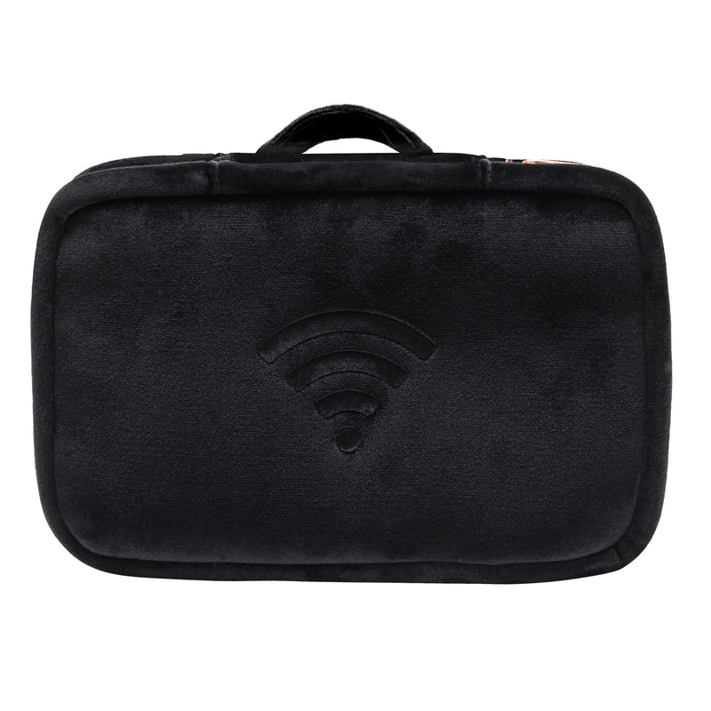 NETWORK CASE - VIXEN BLACK (velour finish)