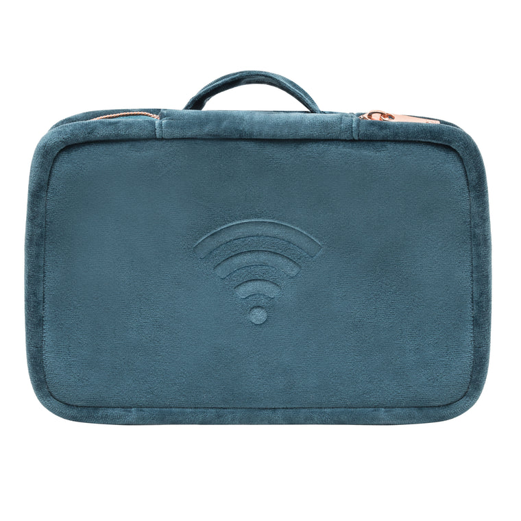 NETWORK CASE - VIXEN INDIGO (velour finish)