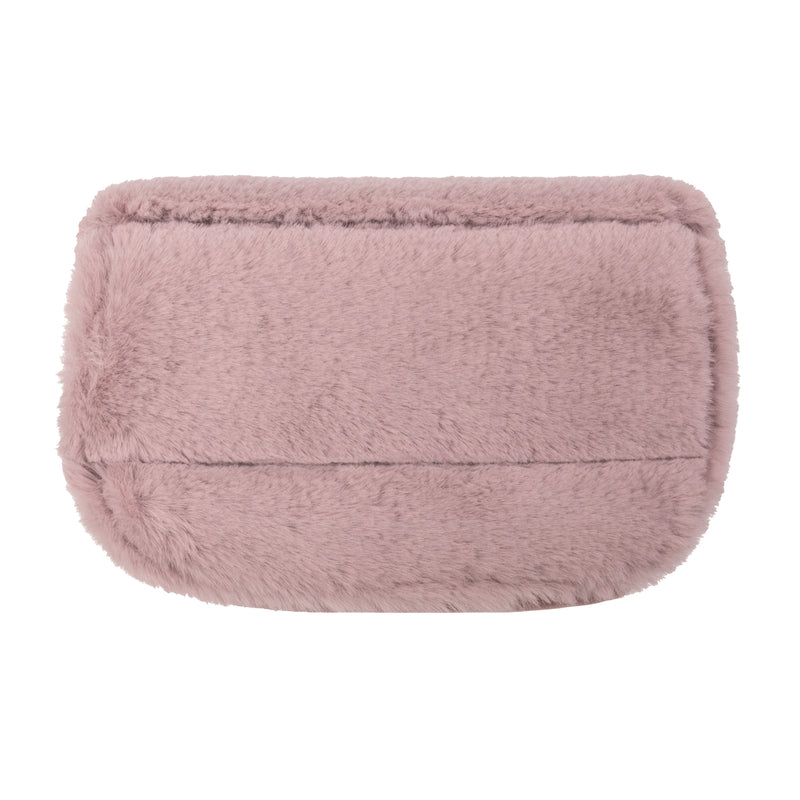 CHARGER CASE - MINX LILAC (faux fur)