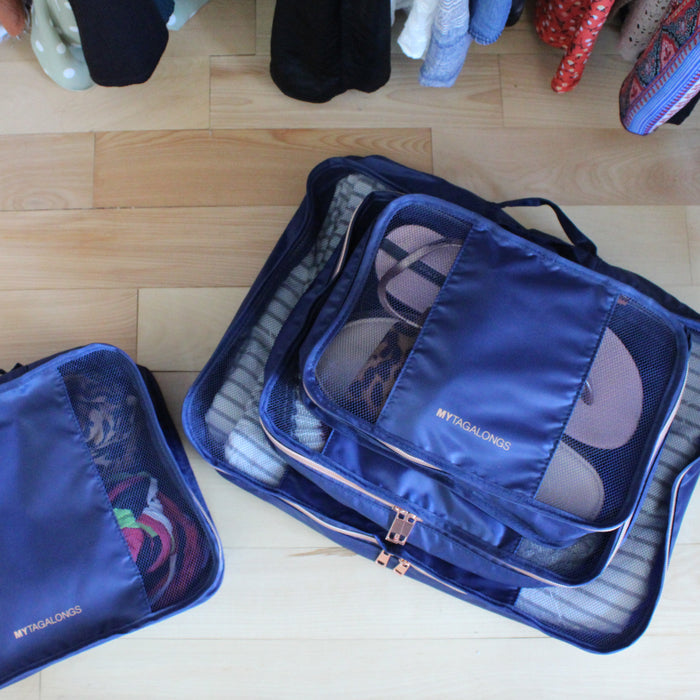 LONG HAUL PACKING SET - NAVY
