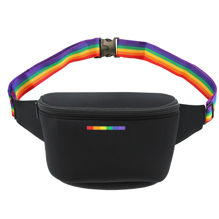 BUCKET BELT BAG - PRIDE