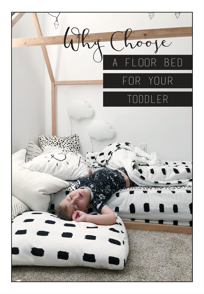 Why Choose a Floor Bed For Your Child