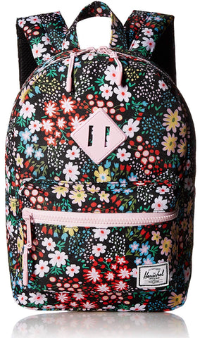 Herschel multi floral backpack from Amazon