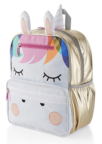 Rainbow Unicorn Backpack from Crate and Kids