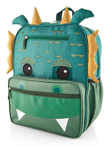 Dragon backpack from Crate and Kids