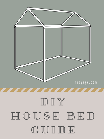 DIY House Bed Guide