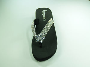 'SUGAR' Crystal Footwear