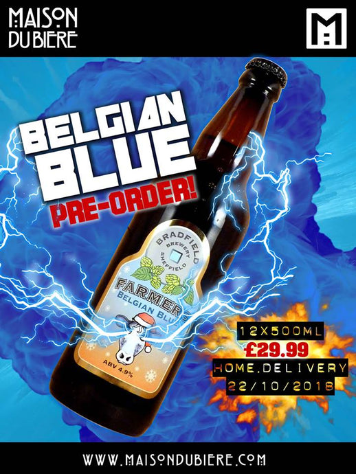 Belgian Blue Official Release