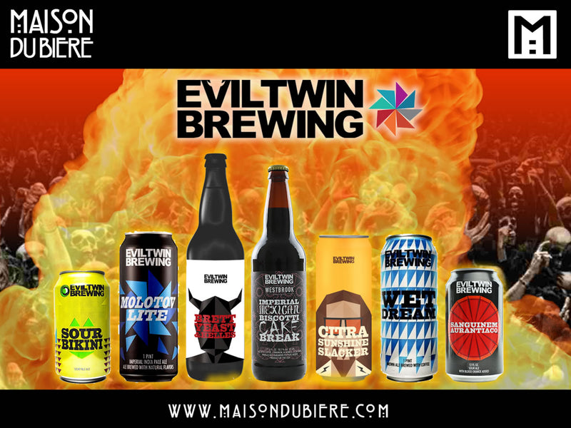 Evil Twin Brewing Beer Delivery