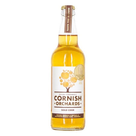 Cornish Orchards - Gold