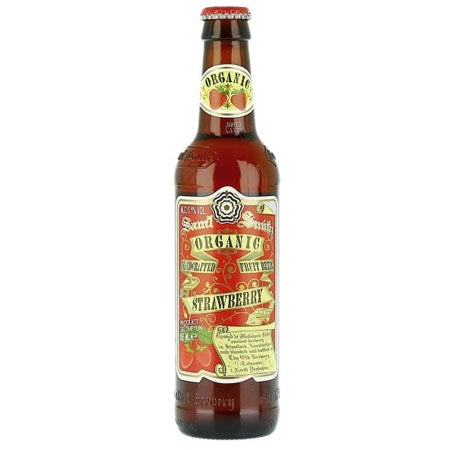 Samuel Smiths - Organic Strawberry Fruit Beer