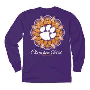 Clemson Decorative Long Sleeves