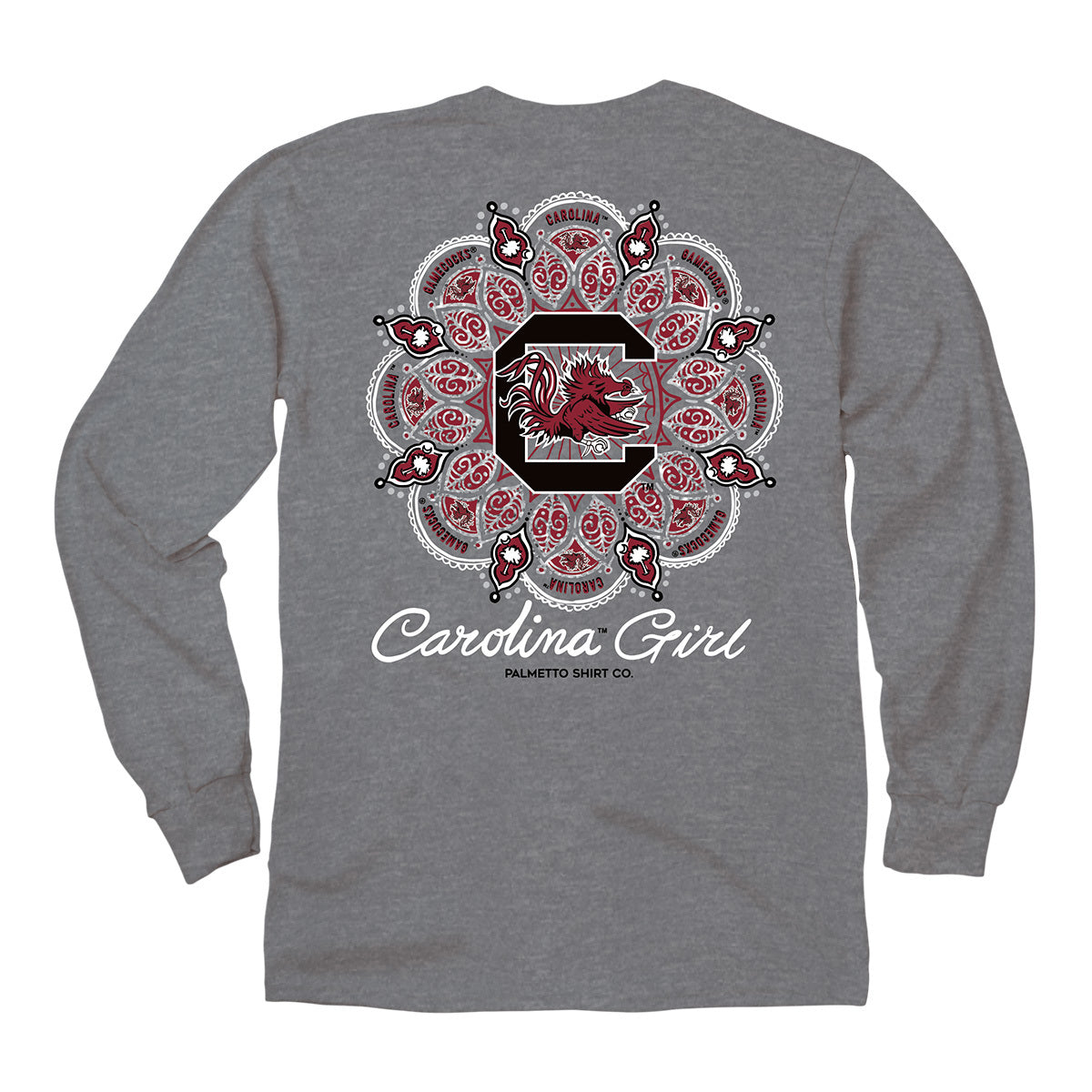 Carolina Decorative Long Sleeves