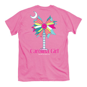 Carolina Girl Patterned Palmetto
