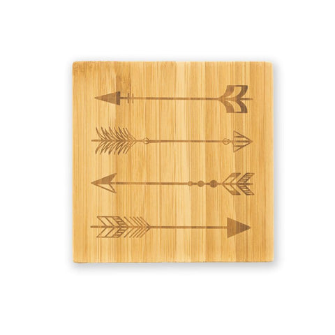 Bamboo Coasters, Arrows