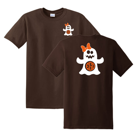 Ghost with Ribbon T-Shirt