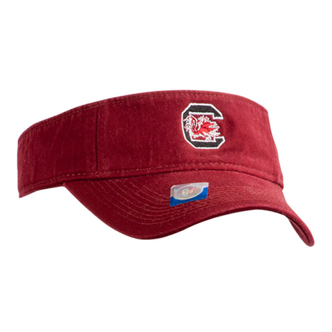 Gamecocks Garnet Visor
