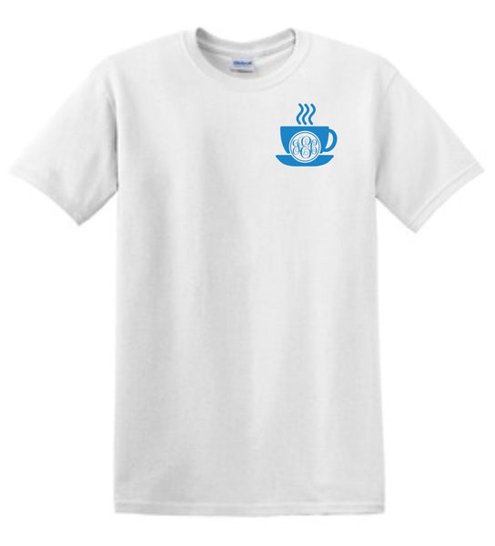 Coffee Monogrammed T-Shirt