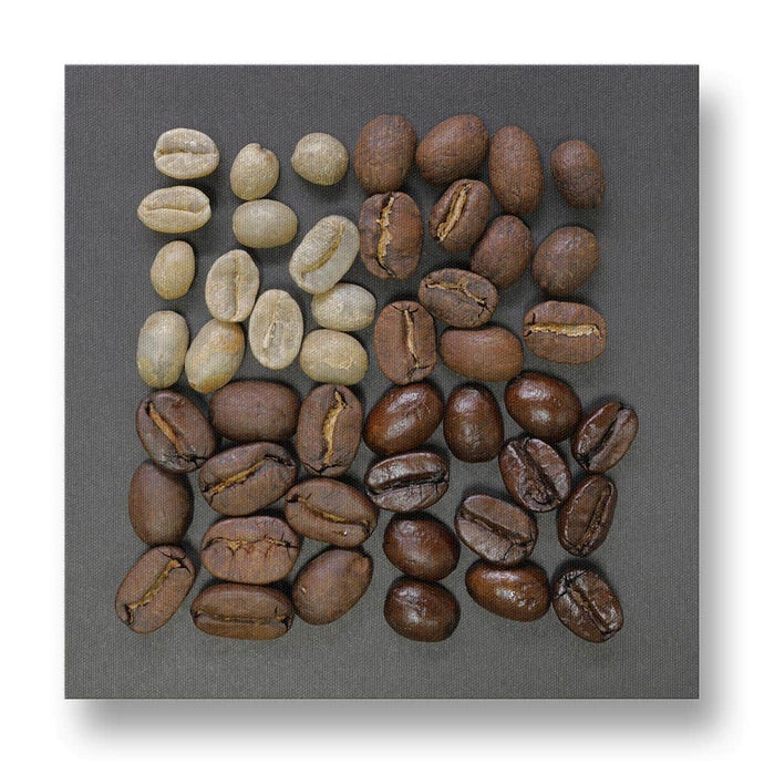 Just Beans Canvas Print