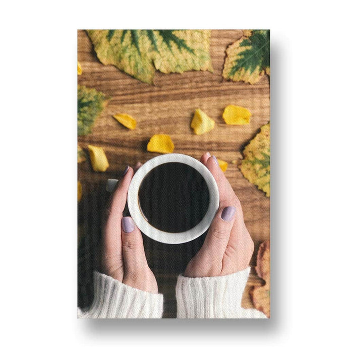My Coffee Canvas Print