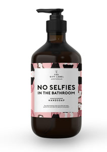 Håndsæbe no selfies in the bathroom, 500 ml