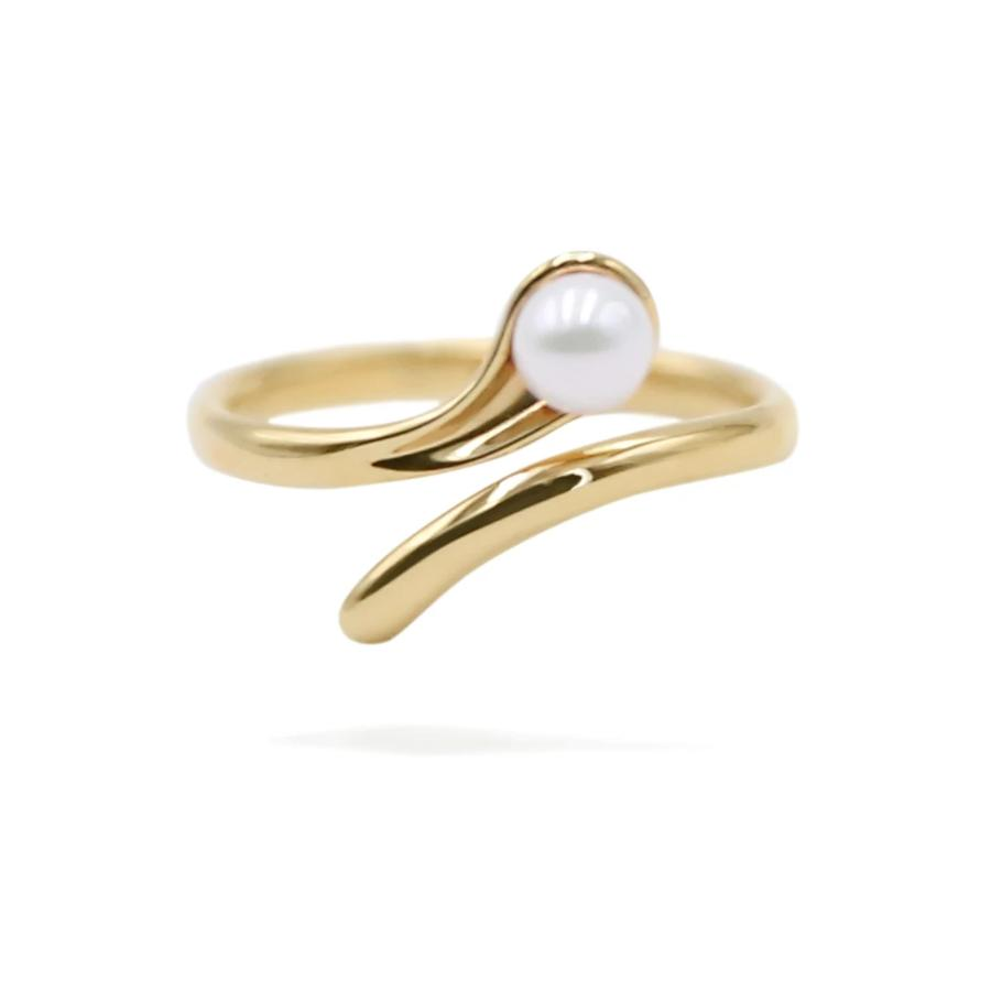 No More Tears Ring in 18k Gold - ThEyes On