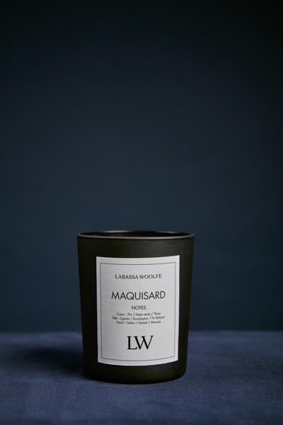 Maquisard Candle