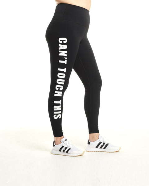 CAN'T TOUCH THIS Compression Legging