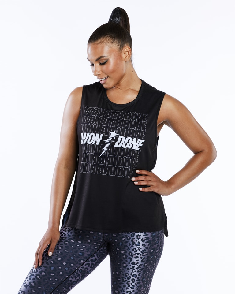 Won&Done Muscle Tee