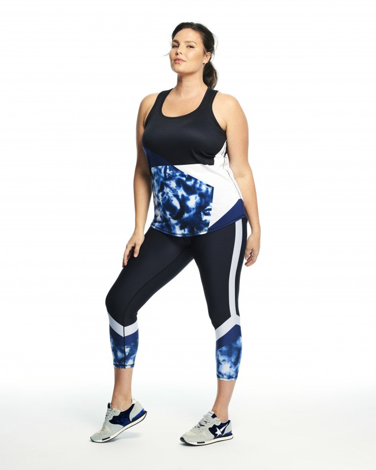 The Gemini 3/4 Legging