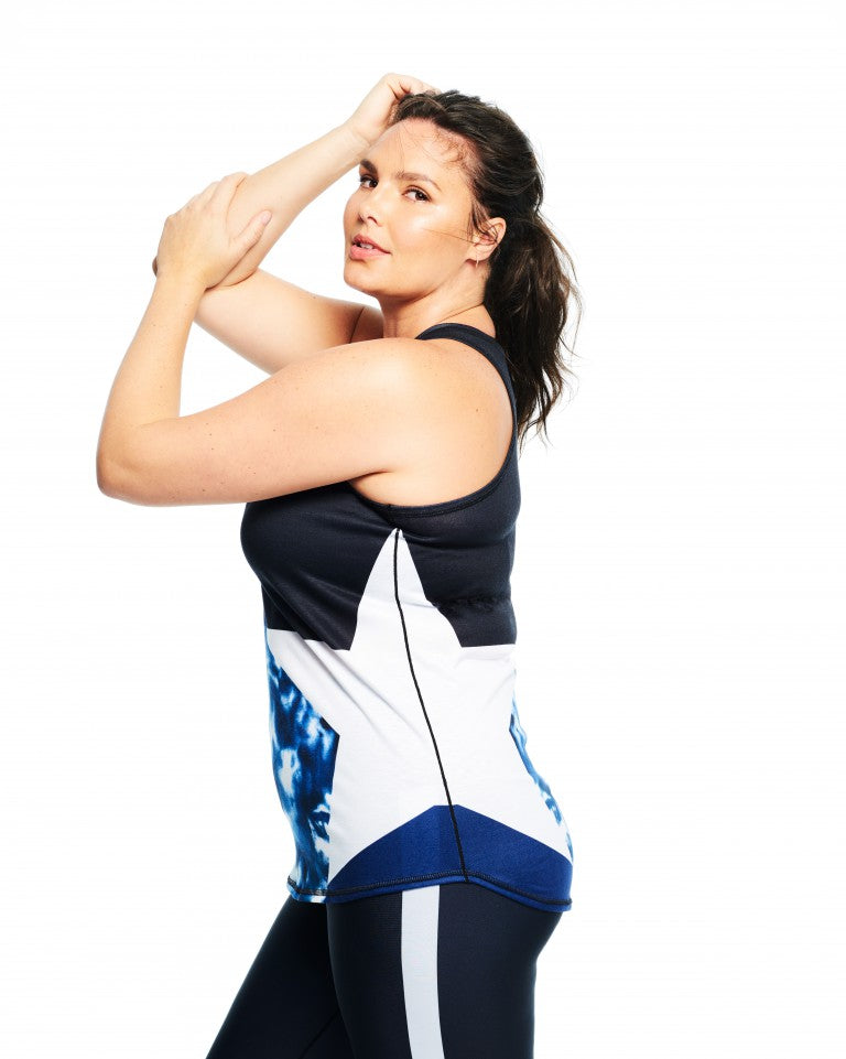The Gemini Racerback Tank