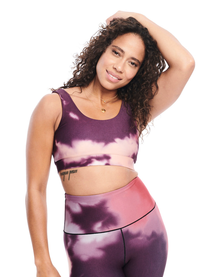 Aurora Scoop Sports Bra