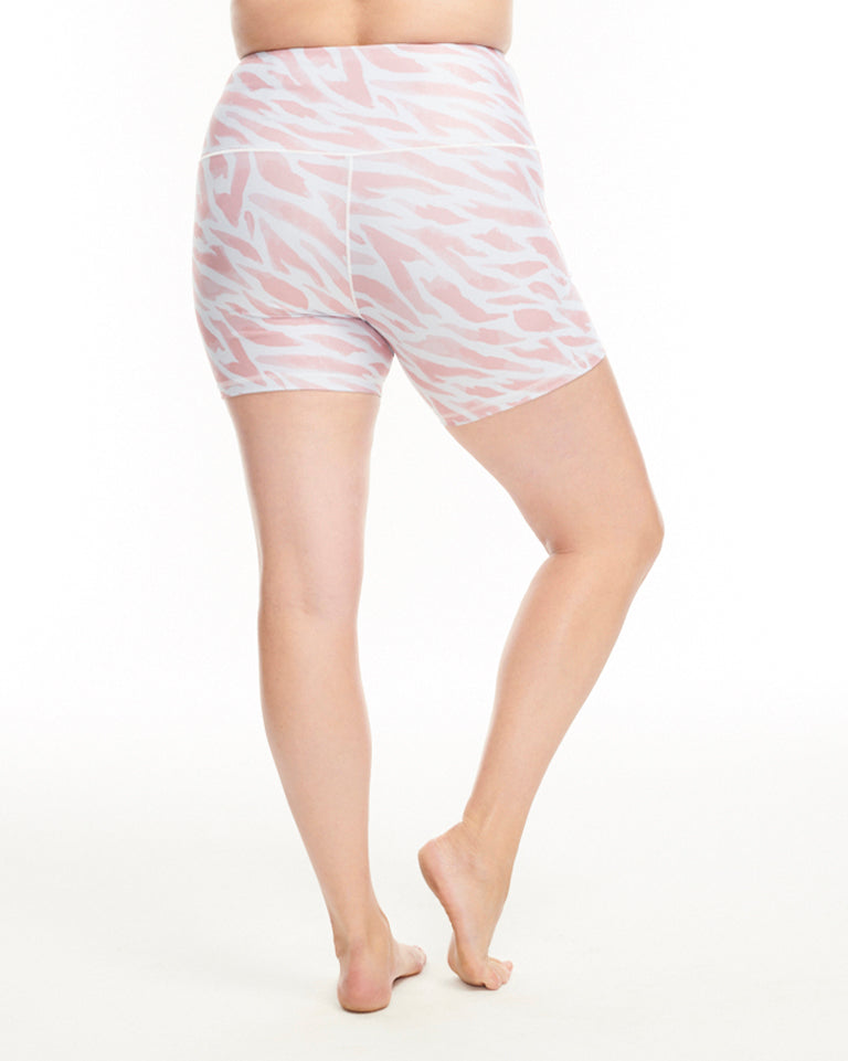 All Grévy Coral Biker Short
