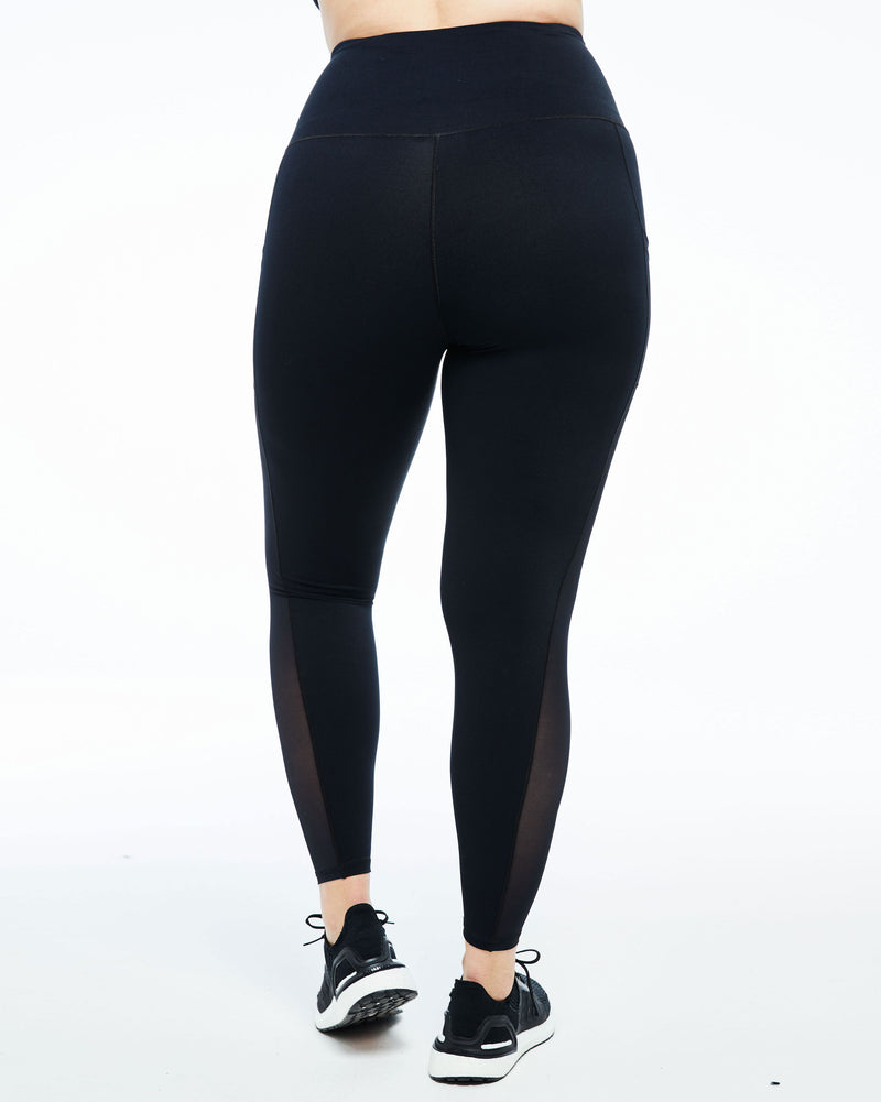 Power Mesh Legging