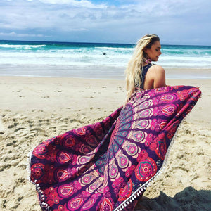 Handmade Indian Yoga Mats