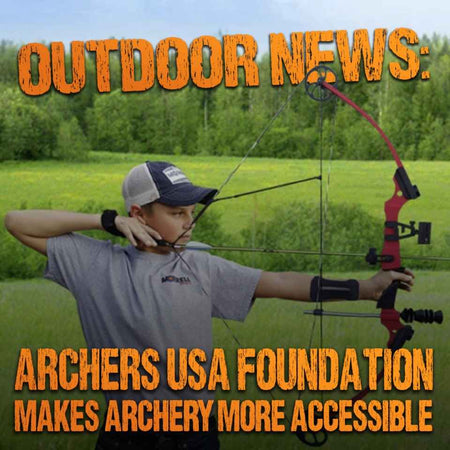 Archers USA Gives Kids a Boost In Archery
