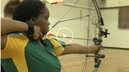 MacArthur archery team gets new bows