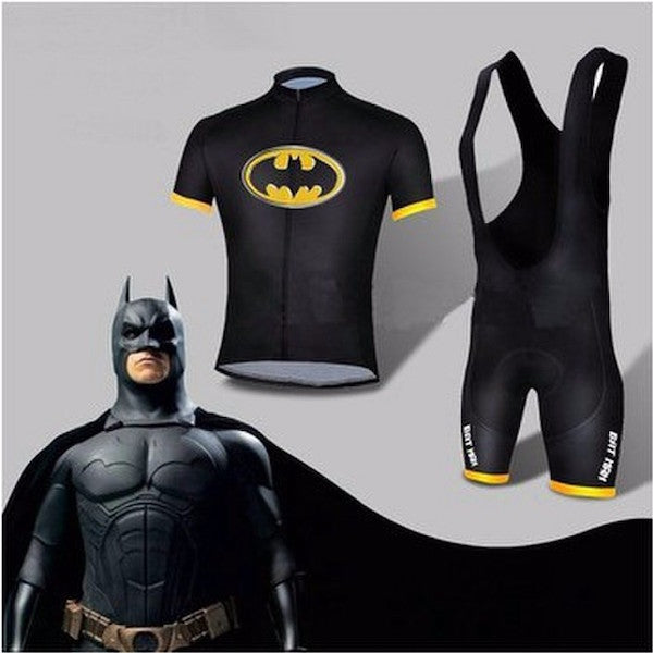 Batman Cycling Kit - Jersey + Short (Limited Edition)